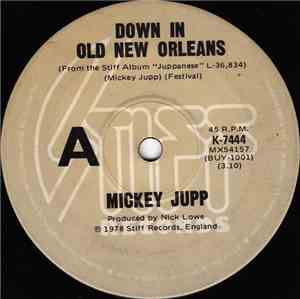 Mickey Jupp - Down In Old New Orleans mp3 flac