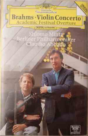Brahms – Shlomo Mintz • Berliner Philharmoniker, Claudio Abbado - Violin Co ... mp3 flac