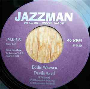 Eddie Warner - Devil's Anvil / Poppy Fiddles mp3 flac