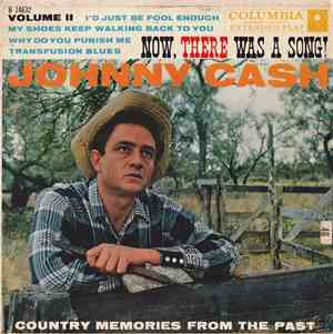 Johnny Cash - Now,There Was A Song! Volume II mp3 flac