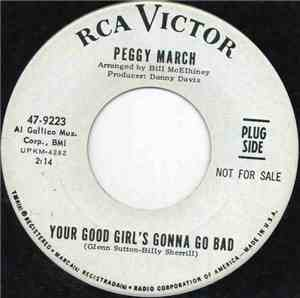 Peggy March - Your Good Girl's Gonna Go Bad mp3 flac