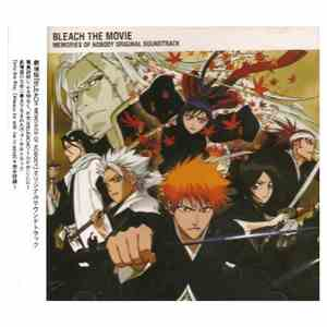 Shiro Sagisu - BLEACH THE MOVIE: MEMORIES OF NOBODY Original Soundtrack mp3 flac