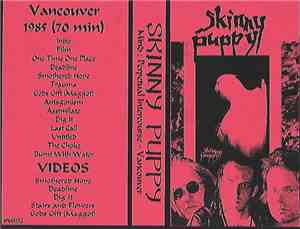 Skinny Puppy - Mind: Perpetual Intercourse - Vancouver